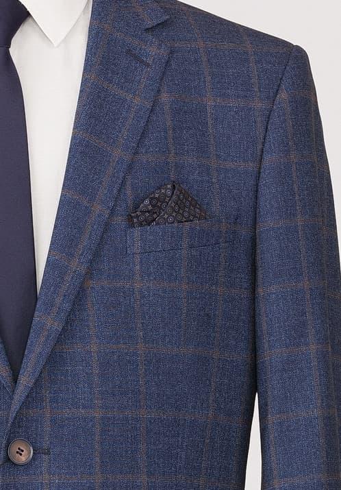 Пиджак BORINI мод. N3437 (полуприталенная)